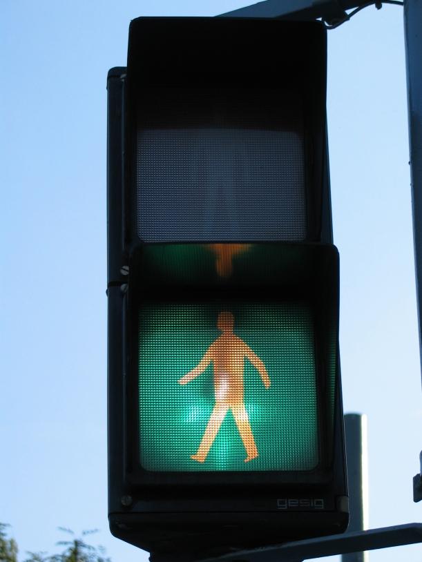 Länger Grün für FußgängerInnen
