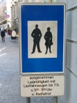 Graz: Radfahren erlaubt in Fuzo