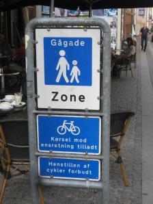 Kopenhagen: Radfahren erlaubt in Fuzo