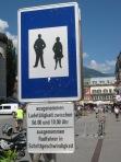 Lienz: Radfahren erlaubt in Fuzo