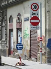 Vereinsgasse zwischen Heinestraße und Große Stadtgutgasse