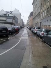 Parkplatz Fugbachgasse